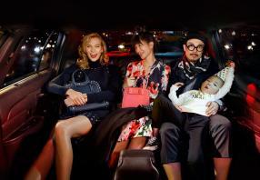 Karlie and the Matsuura family
