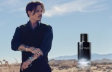 Johnny Depp for Dior Eau Sauvage