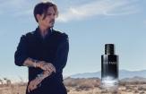 Johnny Depp for Dior Eau Sauvage